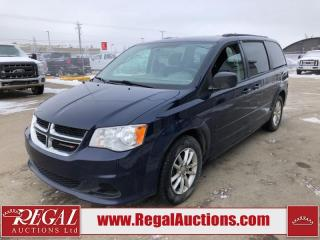 Used 2015 Dodge Grand Caravan SXT Wagon 3.6L for sale in Calgary, AB