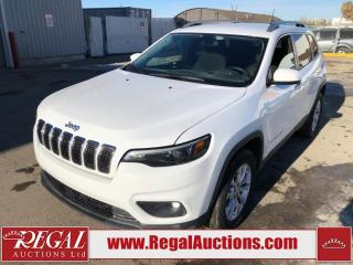 Used 2019 Jeep Cherokee North 4D Utility 4WD 3.2L for sale in Calgary, AB