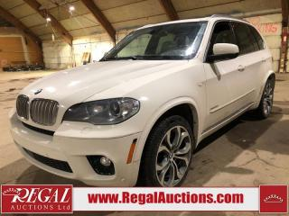 Used 2012 BMW X5 XDRIVE50I 4D Utility AWD for sale in Calgary, AB