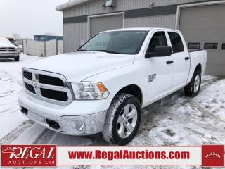 Used 2019 RAM 1500 Classic SXT CREW CAB SWB 4WD 5.7L for sale in Calgary, AB
