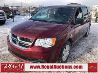 Used 2017 Dodge Grand Caravan CVP 4D Wagon 3.6L for sale in Calgary, AB