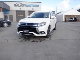 Used 2018 Mitsubishi Outlander Phev PHEV HYBRID, 4WD,MOONROOF for sale in Duncan, BC