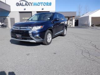 Used 2017 Mitsubishi Outlander 4WD,BLUETOOTH, HEATED SEATS for sale in Duncan, BC