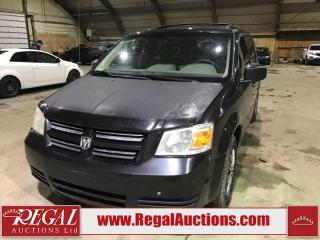 Used 2009 Dodge Grand Caravan 4D Sports VAN for sale in Calgary, AB