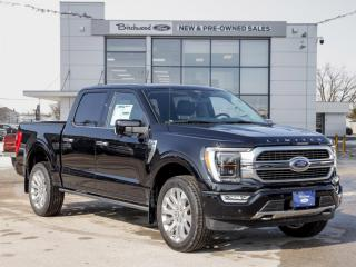 New 2021 Ford F-150 Limited 900A | LTHR SEATS | MOONROOF | NAV for sale in Winnipeg, MB
