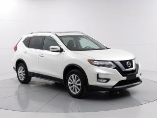 Used 2017 Nissan Rogue SV Moonroof PKG Sunroof,  Remote Start, Heated Seats, Accident Free for sale in Winnipeg, MB