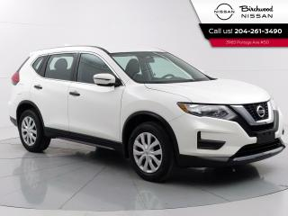 Used 2017 Nissan Rogue S Heated Seats, Backup Camera, 1 Owner, No Accidents for sale in Winnipeg, MB