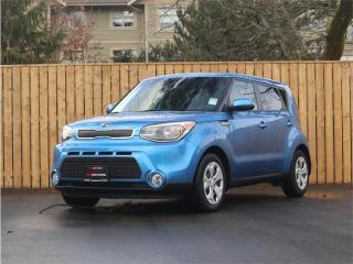 Used 2015 Kia Soul 1.6L 4 Cylinder, FWD, Automatic - BLUETOOTH! for sale in Langford, BC