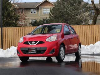 Used 2015 Nissan Micra 1.6L 4 Cylinder, FWD, Manual for sale in Langford, BC