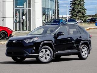 New 2021 Toyota RAV4 XLE AWD for sale in Winnipeg, MB