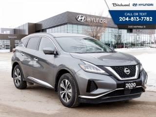 Used 2020 Nissan Murano SV | Navigation | Panoramic Sunroof | Remote Start | for sale in Winnipeg, MB