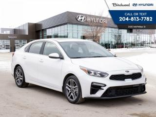 Used 2020 Kia Forte EX+ | Heated Steering | Sunroof | Wireless Charger | for sale in Winnipeg, MB