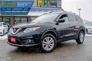 Used 2016 Nissan Rogue SV for sale in Guelph, ON