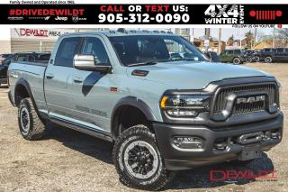 New 2021 RAM 2500 Power Wagon | 75th Ann | RamBox | Sunroof | for sale in Hamilton, ON