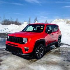 New 2021 Jeep Renegade Jeepster for sale in Kapuskasing, ON