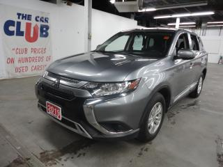 Used 2019 Mitsubishi Outlander ES for sale in Ottawa, ON