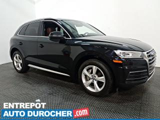 Used 2018 Audi Q5 AWD - NAVIGATION- AIR CLIMATISÉ for sale in Laval, QC