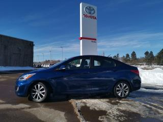 Used 2017 Hyundai Accent GLS for sale in Moncton, NB