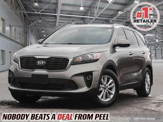 Used 2019 Kia Sorento 3.3L LX for sale in Mississauga, ON