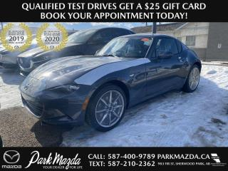 New 2021 Mazda Miata MX-5 RF GT for sale in Sherwood Park, AB