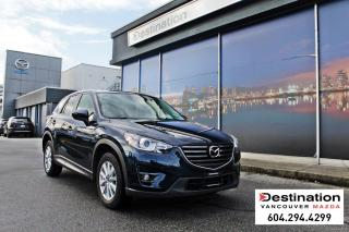 Used 2016 Mazda CX-5 GS - 7yr/140,000kms limited powertrain warranty! for sale in Vancouver, BC