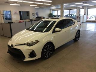 Used 2017 Toyota Corolla SE for sale in Ottawa, ON