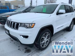 Used 2020 Jeep Grand Cherokee Limited Luxury Pano Roof/Nav for sale in Kitchener, ON