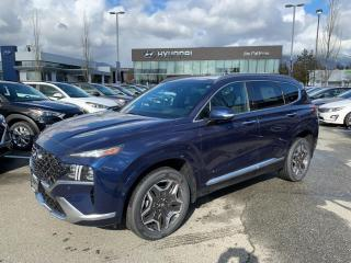 New 2021 Hyundai Santa Fe Ultimate Caligraphy for sale in Port Coquitlam, BC