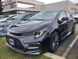 New 2021 Toyota Corolla SE for sale in North Vancouver, BC