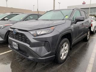 Used 2019 Toyota RAV4 Hybrid LE, Certified, No Accidents for sale in North Vancouver, BC