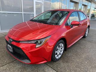 New 2021 Toyota Corolla LE for sale in Surrey, BC