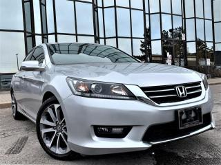 Used 2015 Honda Accord Sedan 4dr I4 CVT Sport for sale in Brampton, ON