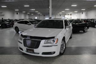 Used 2012 Chrysler 300 LIMITED NO ACCIDENTS I NAVIGATION I LEATHER I PANOROOF I BT for sale in Mississauga, ON