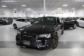Used 2017 Chrysler 300 S NO ACCIDENTS I NAVIGATION I LEATHER I PANOROOF I REAR CAM for sale in Mississauga, ON