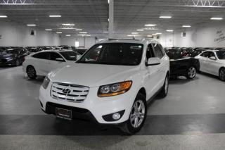 Used 2010 Hyundai Santa Fe SE NO ACCIDENTS I NAVIGATION I LEATHER I SUNROOF I REAR CAM for sale in Mississauga, ON