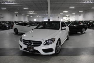 Used 2017 Mercedes-Benz C-Class C300 4MATIC NO ACCIDENTS I AMG I NAVIGATION I 360 REAR CAM for sale in Mississauga, ON