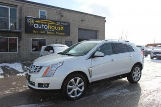 Used 2013 Cadillac SRX SRX AWD PREMIUM/3.6 V6/LEATHER/SUN/MOONROOF for sale in Newmarket, ON