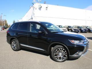Used 2017 Mitsubishi Outlander ES AWC for sale in Surrey, BC