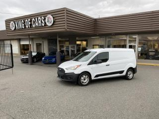 Used 2020 Ford Transit Connect XL Cargo Van WITH AUTONOMOUS BRAKING for sale in Langley, BC