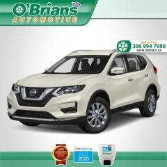 Used 2020 Nissan Rogue SV for sale in Saskatoon, SK