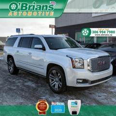 Used 2017 GMC Yukon XL Denali for sale in Saskatoon, SK