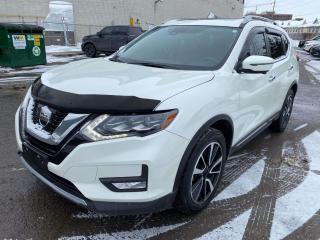 Used 2017 Nissan Rogue S AWD for sale in Ottawa, ON