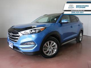 Used 2017 Hyundai Tucson SE  - $95 B/W for sale in Brantford, ON