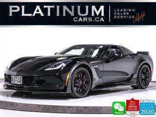 Used 2019 Chevrolet Corvette Z06 650HP, 2LZ,MANUAL, NAV, HUD, CAM, VENTILATED for sale in Toronto, ON