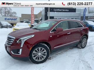 Used 2018 Cadillac XT5 Luxury AWD  LUXURY, AWD, SUNROOF, PARK ASSIST, HEATED STEERING WHEEL for sale in Ottawa, ON