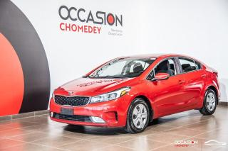 Used 2017 Kia Forte LX+SIEGES CHAUFFANTS+CAMERA DE RECUL for sale in Laval, QC