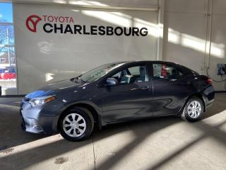 Used 2016 Toyota Corolla CE - Automatique - Bas km !! for sale in Québec, QC