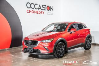 Used 2018 Mazda CX-3 GX AWD+CAMERA DE RECUL+BLUETHOOTH+REG DE VITESSE for sale in Laval, QC