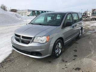 Used 2014 Dodge Grand Caravan Familiale 4 portes SE for sale in Québec, QC