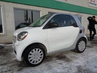 Used 2016 Smart fortwo Coupé 2 portes Pure for sale in St-Jérôme, QC